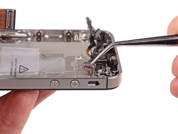 back of iphone 4s diagram vdo wiring silent switch replacement - ifixit repair guide
