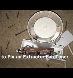 how to fix an extractor fan timer circuit [ 2048 x 1536 Pixel ]