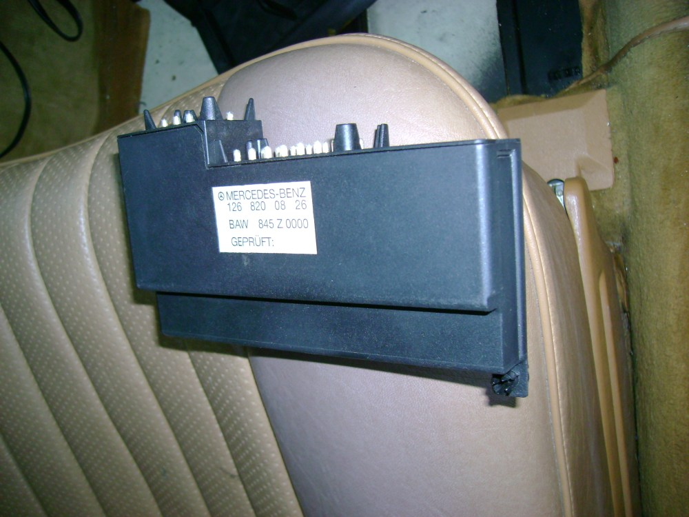 medium resolution of mercedes w123 disable security alarm