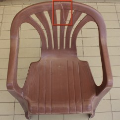 How To Fix Broken Plastic Chair Indoor Rocking Chairs For Sale Repair Ifixit Teardown