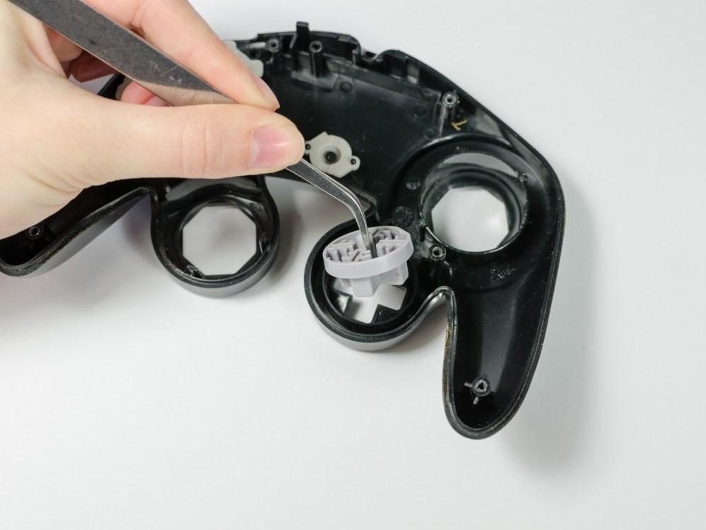 medium resolution of gamecube controller repair ifixit directional pad gamecube controller wiring diagram right stick