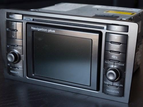 small resolution of audi navigation plus rns d repair ifixitaudi navigation plus cd rom drive lens cleaning
