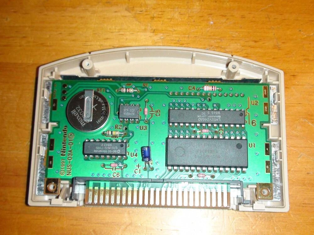 medium resolution of cartridge battery
