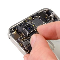 Back Of Iphone 4s Diagram 65 Mustang Headlight Wiring Rear Camera Replacement Ifixit Repair Guide