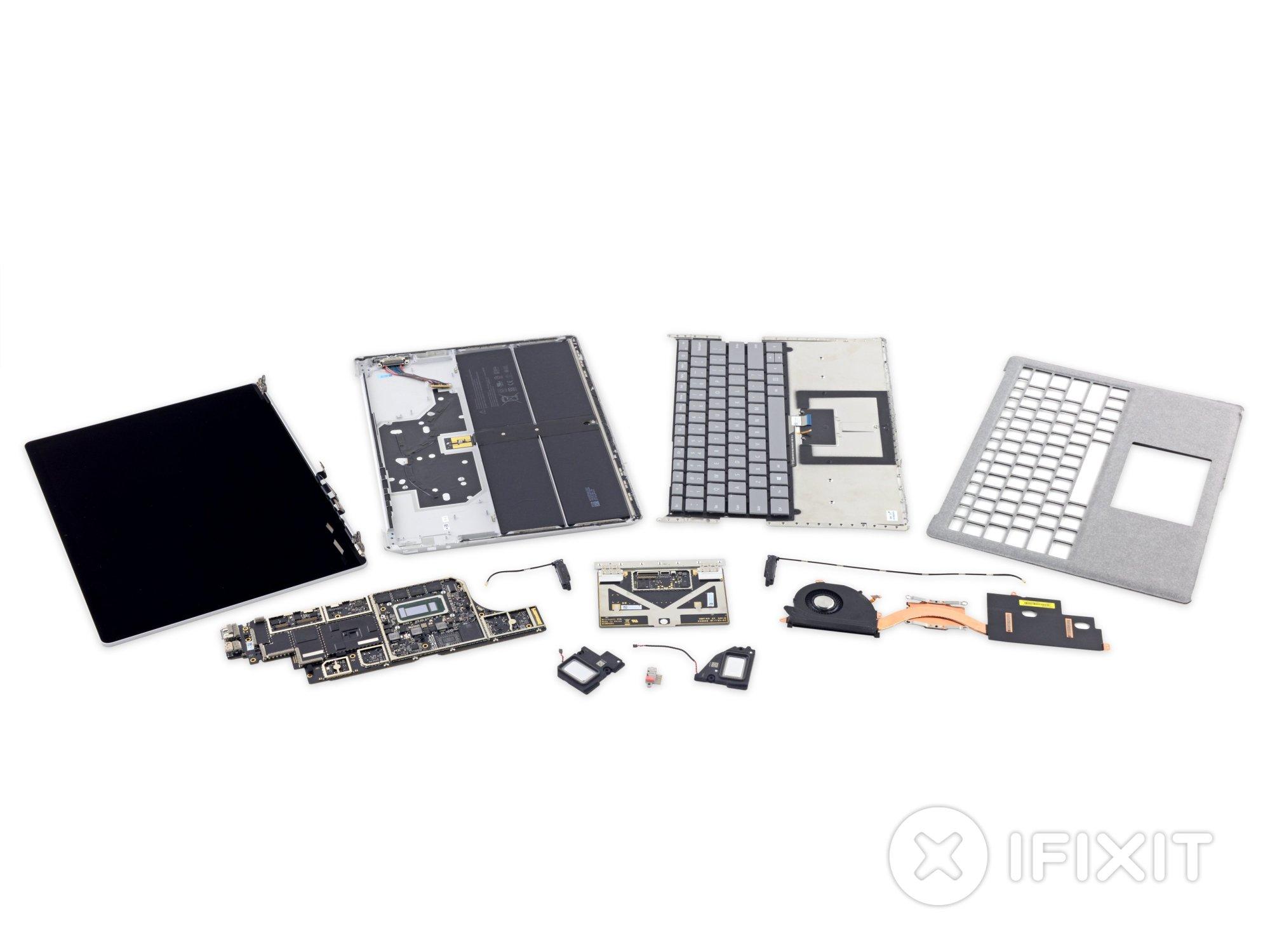hight resolution of laptop key diagram