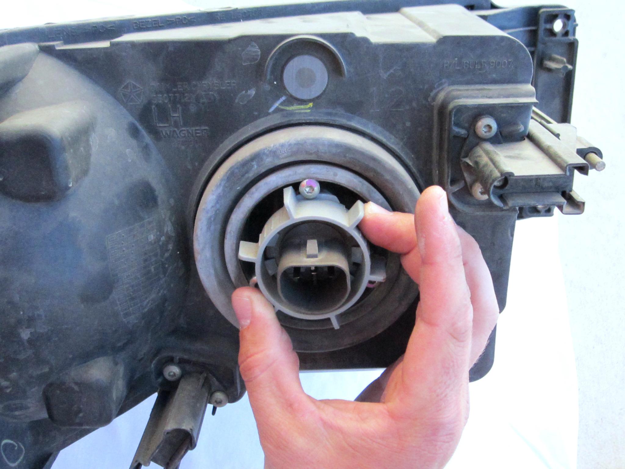 2013 Dodge Caravan Wiring Diagram Pdf Headlight Bulb Ifixit Repair Guide