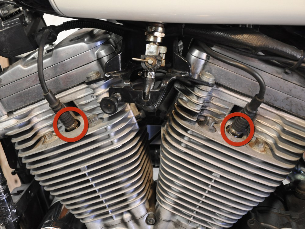 medium resolution of harley davidson sportster evolution spark plugs replacement ifixit repair guide