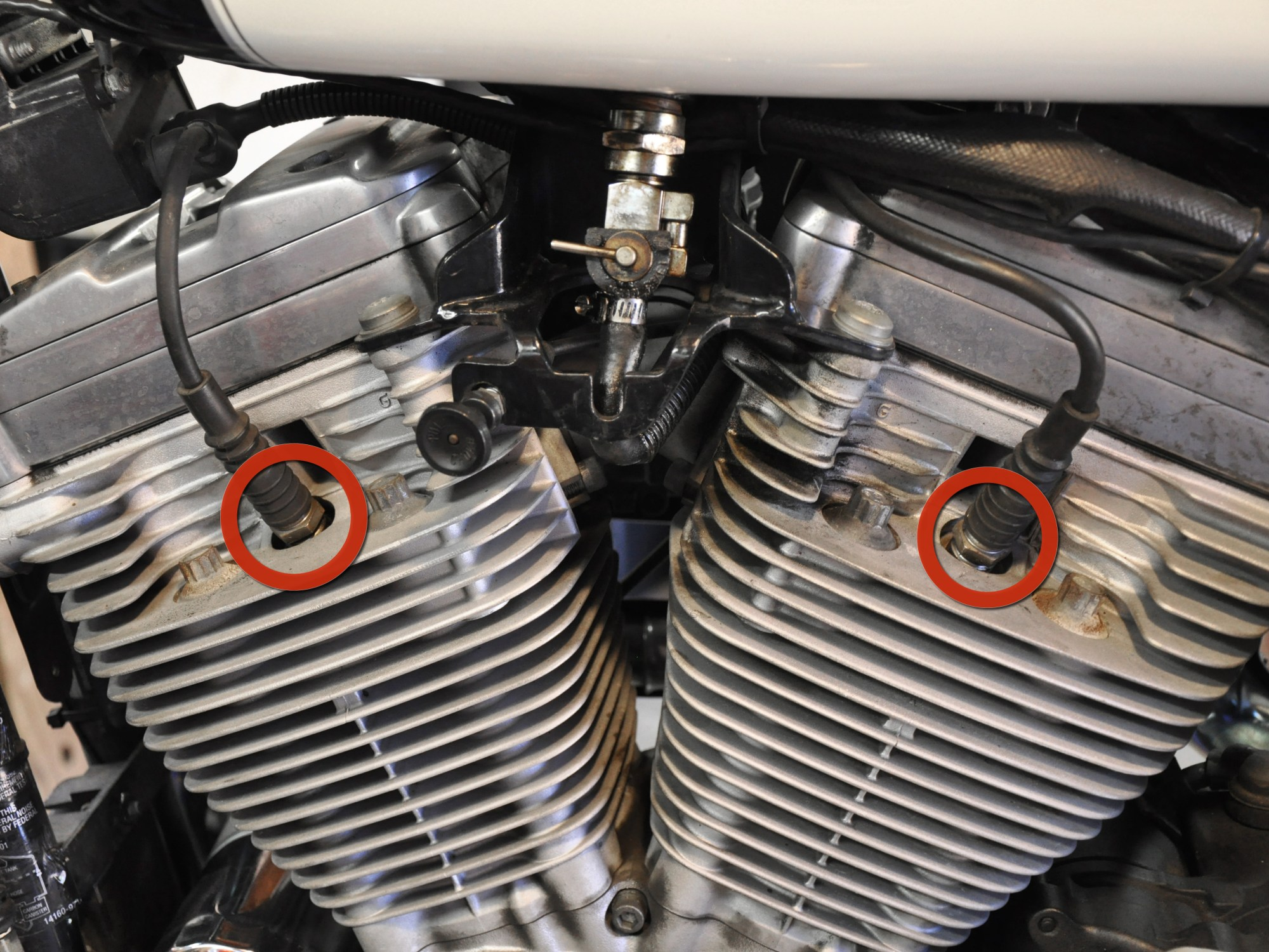 hight resolution of harley davidson sportster evolution spark plugs replacement ifixit repair guide