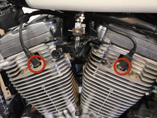 small resolution of harley davidson sportster evolution spark plugs replacement ifixit repair guide
