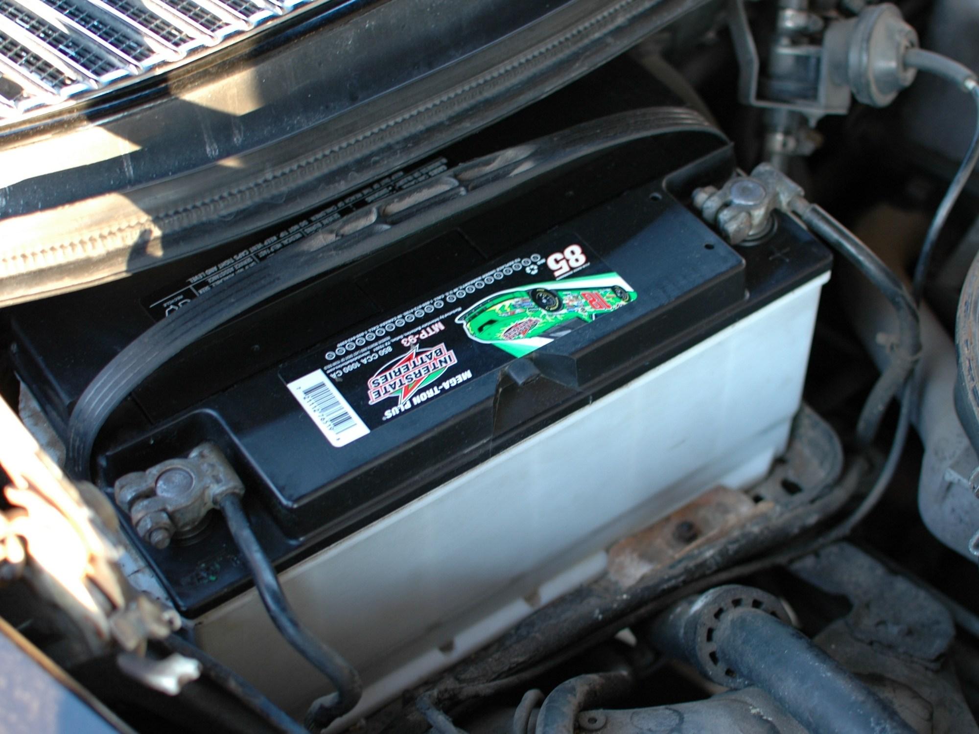 hight resolution of mercedes w123 battery maintenance