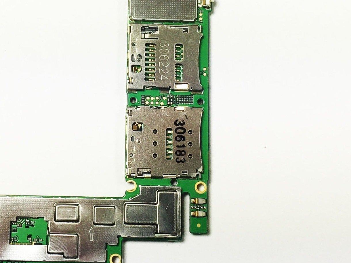 sim card reader circuit diagram 2007 kenworth w900 radio wiring huawei ascend p6 u06 replacement ifixit repair guide