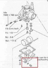 Suzuki Quadrunner Fuel Line Diagram