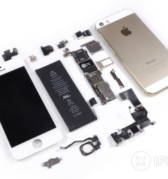 iphone 5s teardown ifixit iphone 5 memory diagram [ 3360 x 2520 Pixel ]