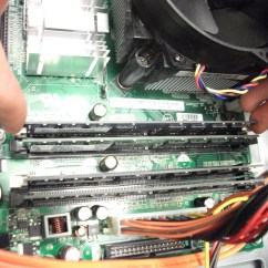 Dell Inspiron 530 Motherboard Diagram Of An Atom Element Repair Ifixit Ram