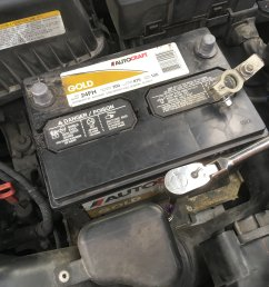 hyundai sonata battery replacement [ 4032 x 3024 Pixel ]
