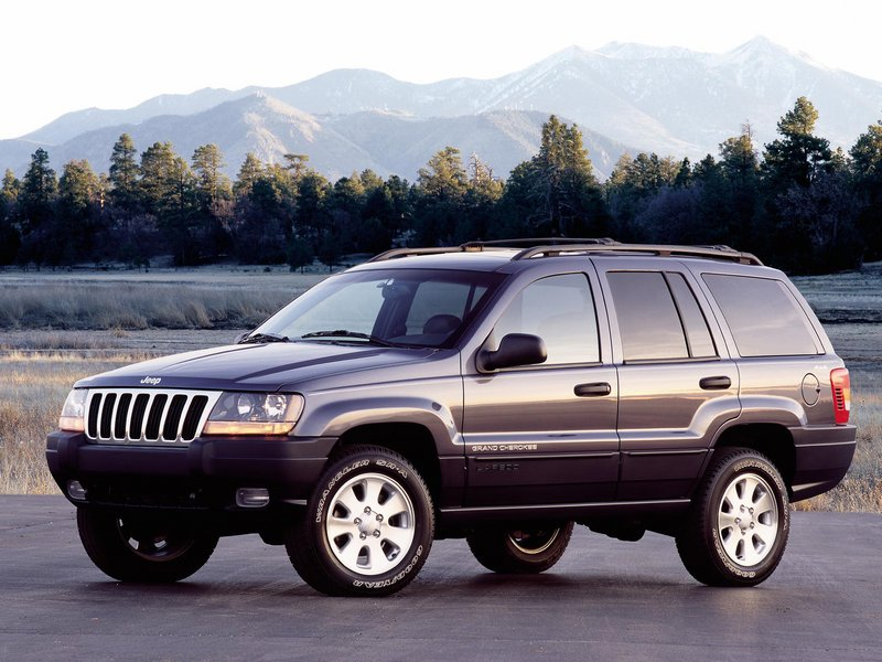 1999 Jeep Grand Cherokee Door