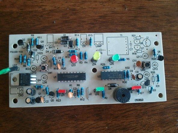 Car Dc Adapter Circuit