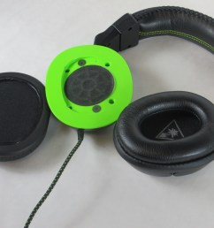 ear pad [ 4000 x 3000 Pixel ]