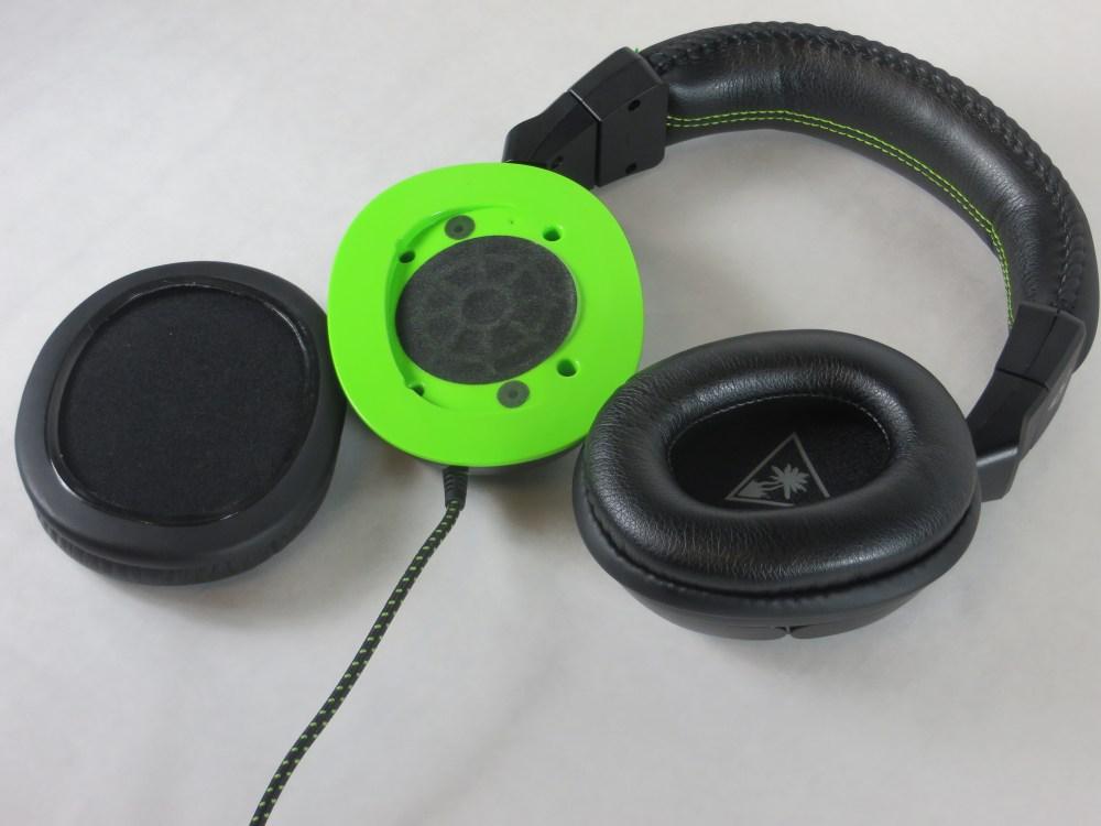 medium resolution of ear pad