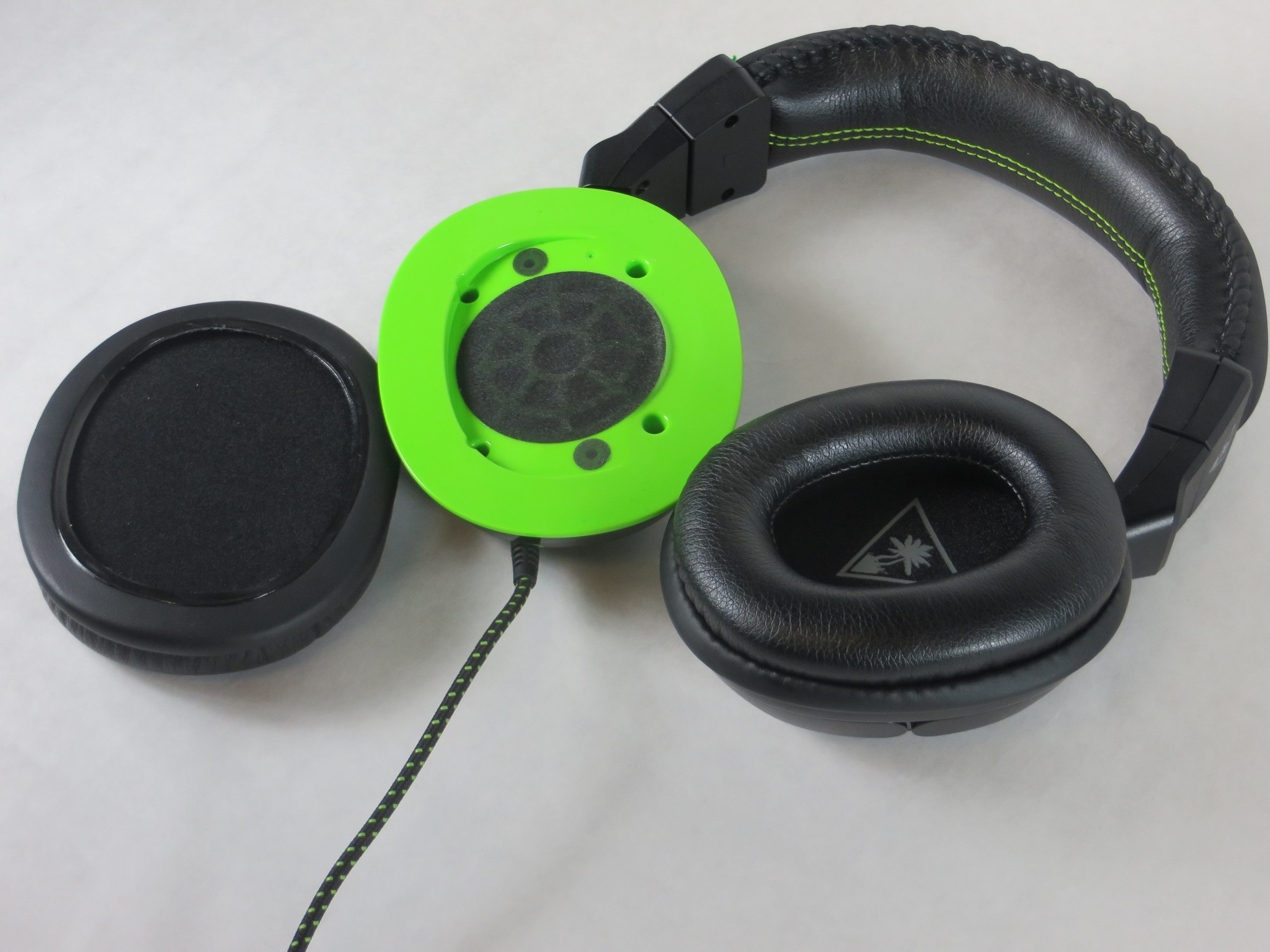hight resolution of ear pad