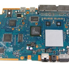 Diagram Of Playstation 3 Excel Swim Lane Template Editable 2 Slimline Motherboard Replacement Ifixit