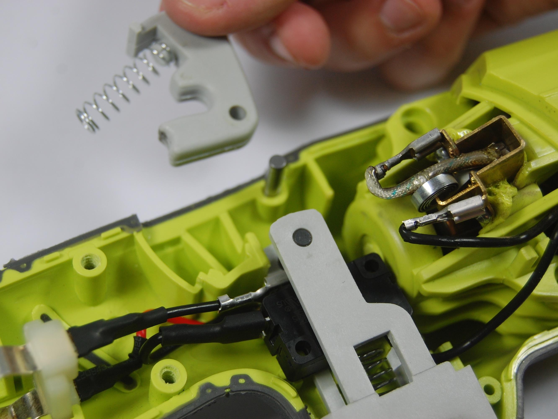 Ryobi Rsh2455 Spare Parts