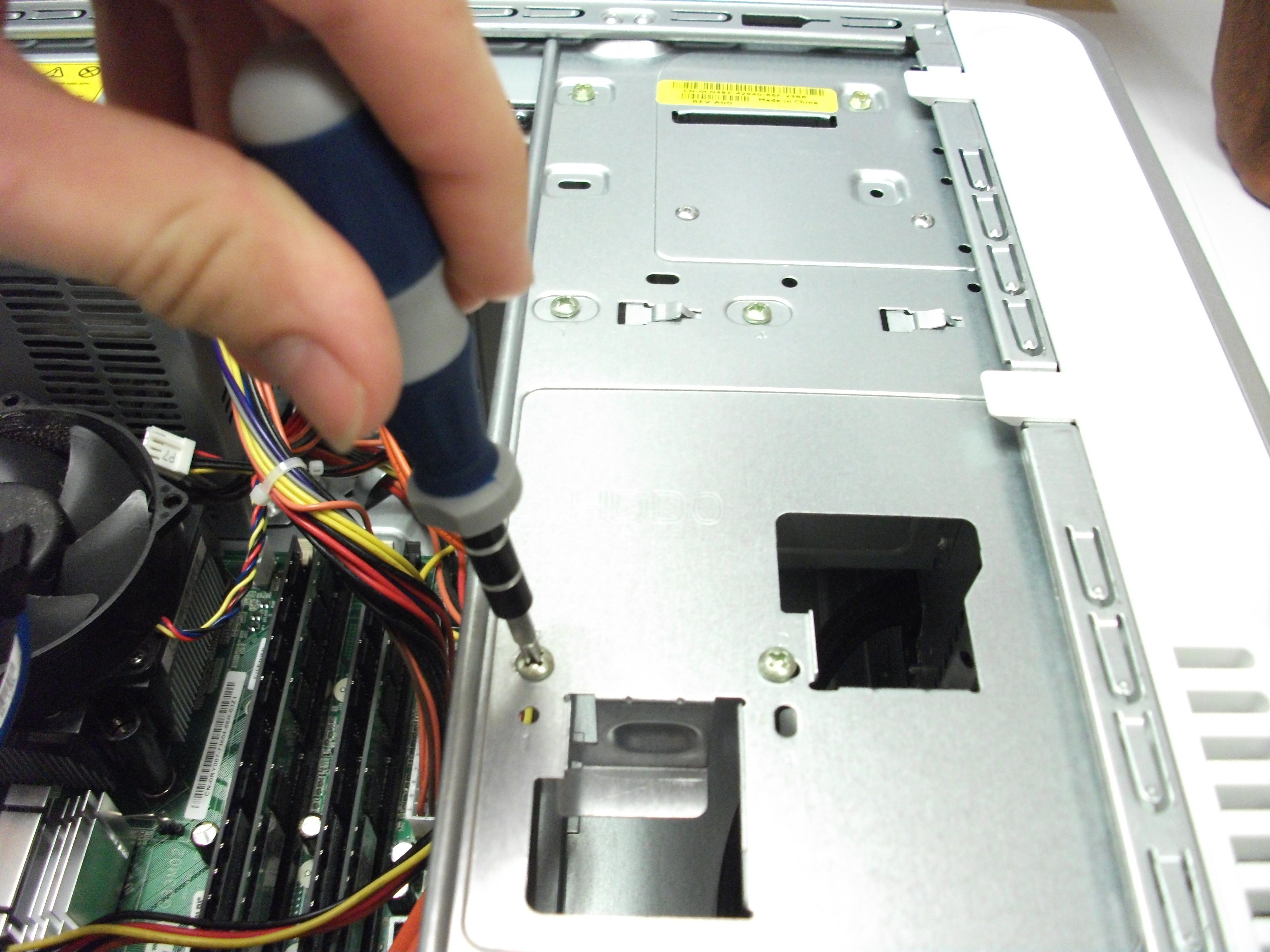 dell inspiron 530 motherboard diagram plant cell test repair ifixit hard drive