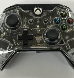 afterglow prismatic wired controller for xbox one teardown [ 2964 x 2223 Pixel ]