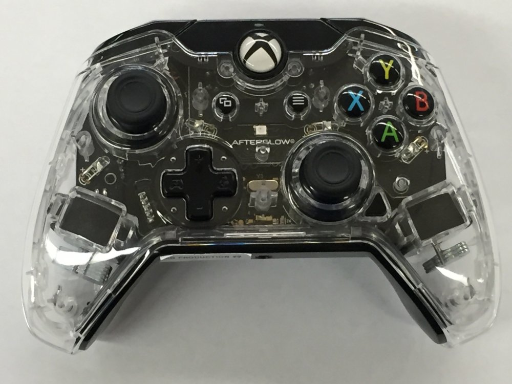 medium resolution of afterglow prismatic wired controller for xbox one teardown