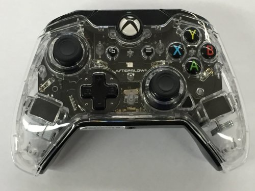 small resolution of afterglow prismatic wired controller for xbox one teardown
