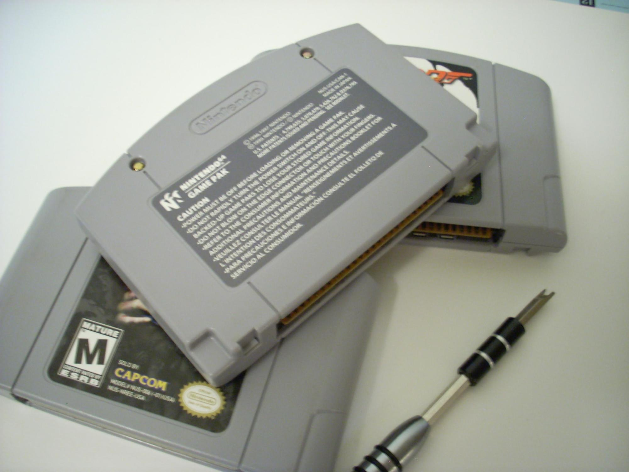 hight resolution of nintendo 64 bottom cover disassembly cartridge