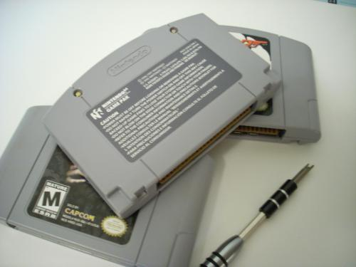 small resolution of nintendo 64 bottom cover disassembly cartridge