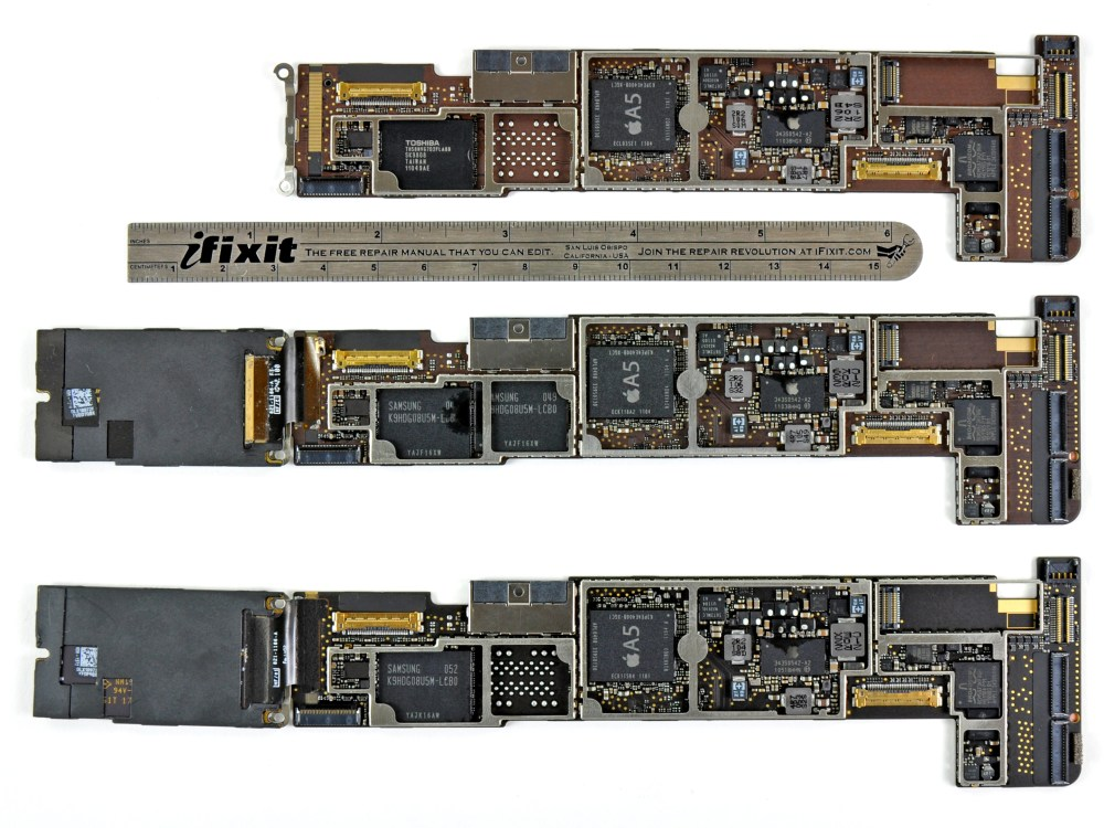 medium resolution of ipad 2 gsm repair ifixit ipad mini lcd screen logic board ipad 2 logic board diagram