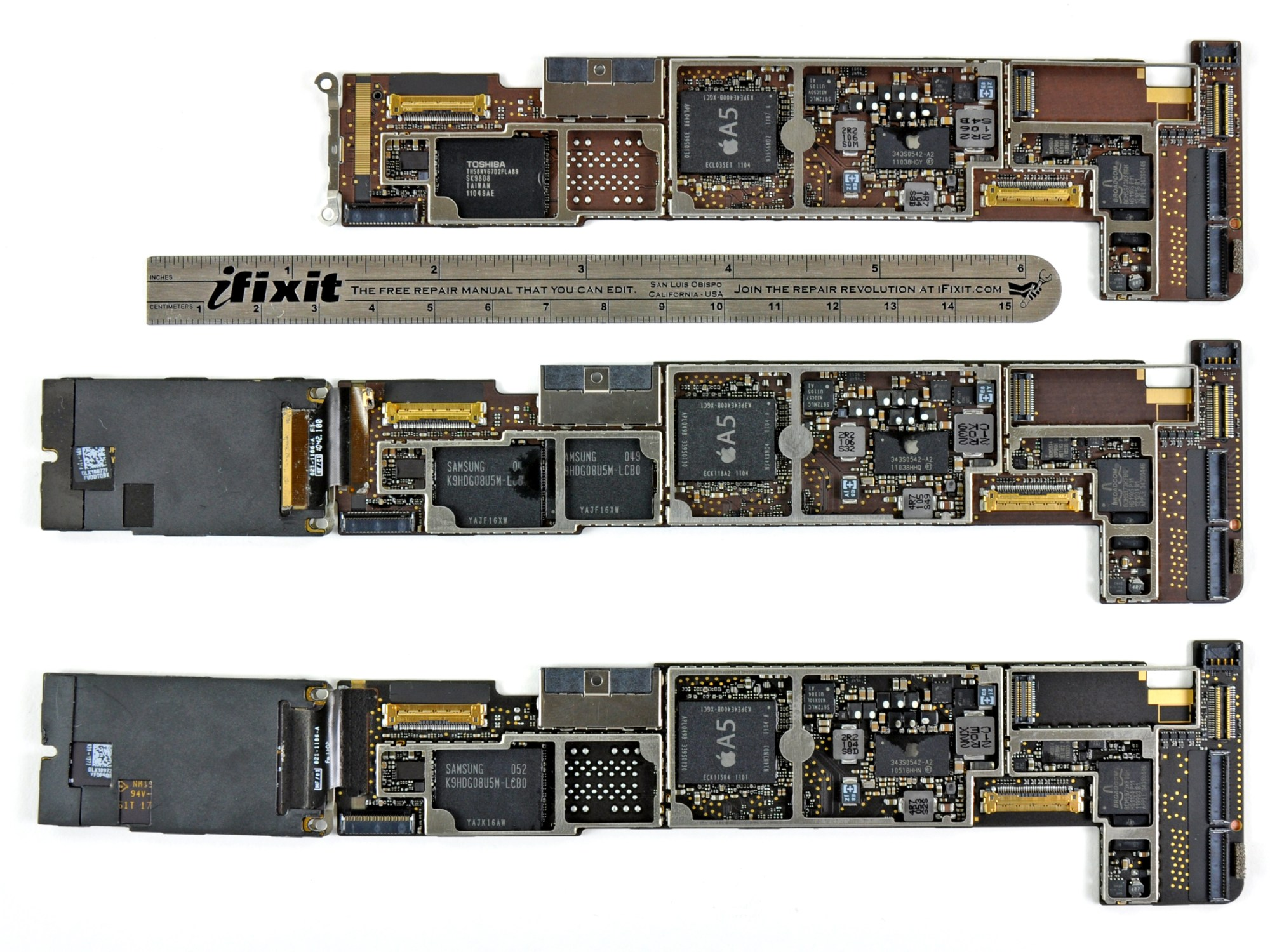 hight resolution of ipad 2 gsm repair ifixit ipad mini lcd screen logic board ipad 2 logic board diagram