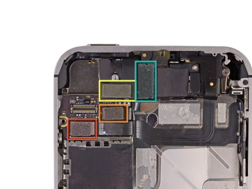 small resolution of iphone 4 diagram logic board