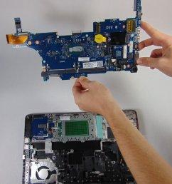 hp elitebook 840 g1 motherboard replacement [ 4720 x 3540 Pixel ]