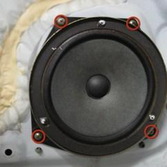 1996 Acura Integra Speaker Wiring Diagram Delco Cs130 Alternator 1994 2001 Front Replacement