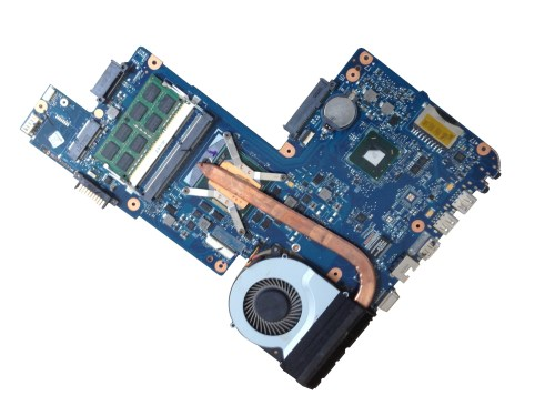 small resolution of repairing toshiba satellite c850 cleaning the cooling fan system