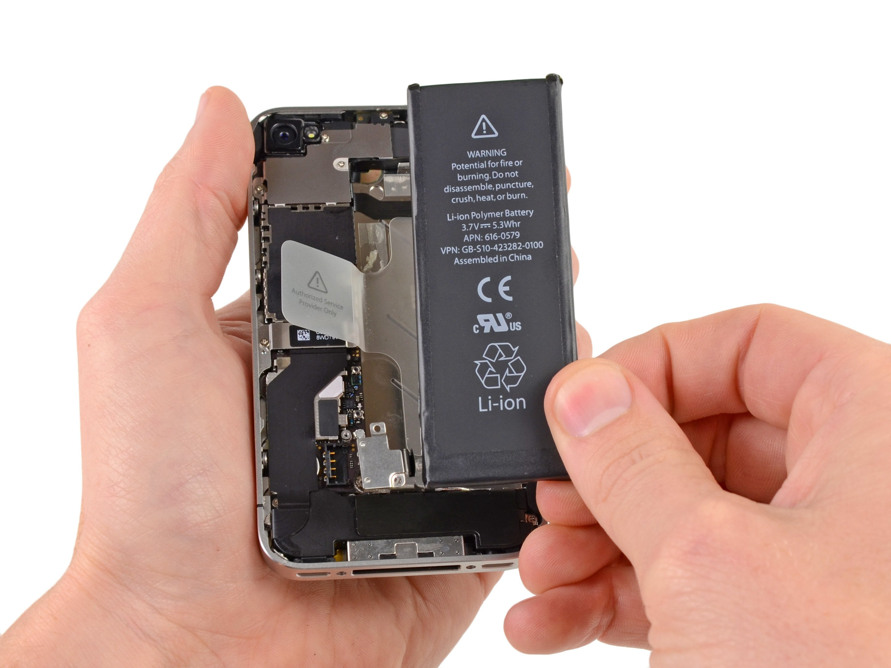 Ifixit Iphone Se Wallpaper Iphone 4s Battery Replacement Ifixit Repair Guide