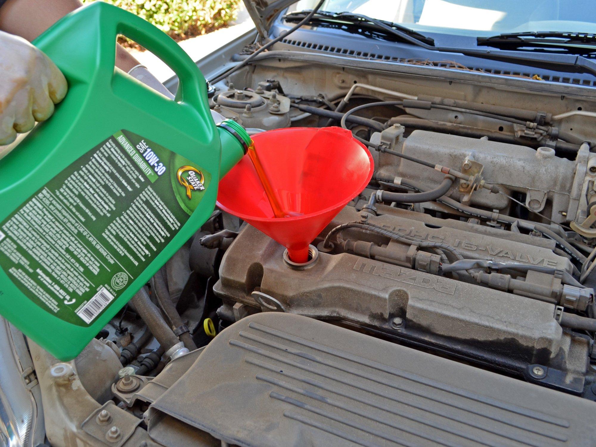 hight resolution of 1998 2003 mazda protege oil change 1 6 l dohc