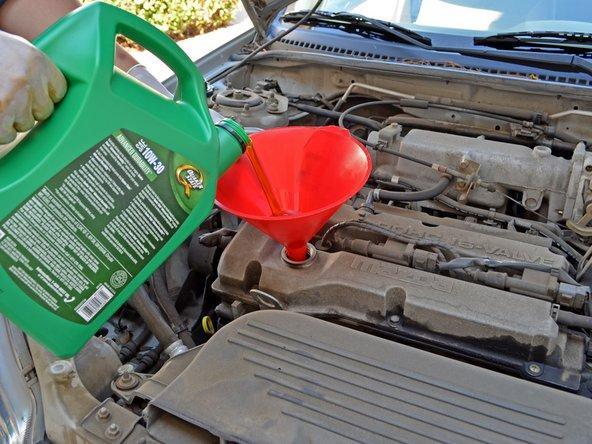2001 Mazda 626 Manual Transmission Fluid Level