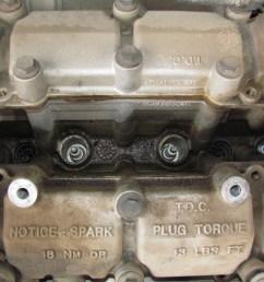 1997 2003 chevrolet malibu spark plugs replacement 1997 1998 1999 2000 [ 3648 x 2736 Pixel ]