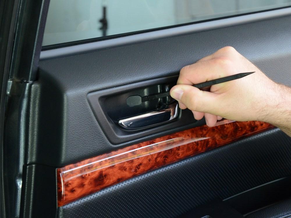 medium resolution of 2010 2014 subaru legacy rear door panel replacement 2010 2011 2012 2013 2014 ifixit repair guide