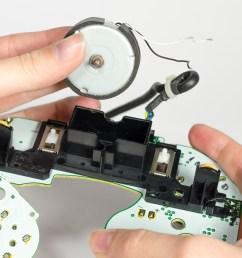 gamecube controller wiring diagram right stick simple wiring schema gamecube controller circuit gamecube controller repair ifixit [ 4352 x 3264 Pixel ]