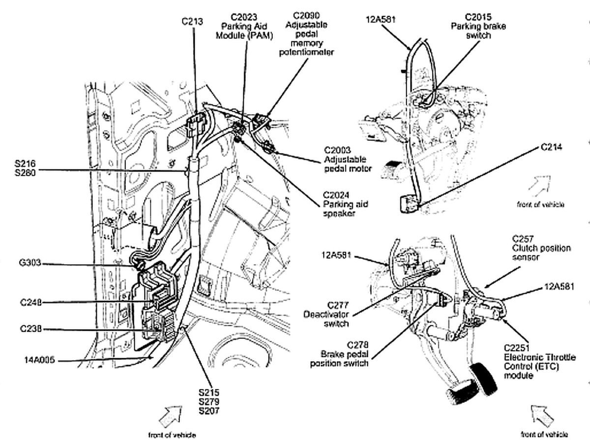 Fascinating Wiring Diagram For 2003 GMC Yukon Parking