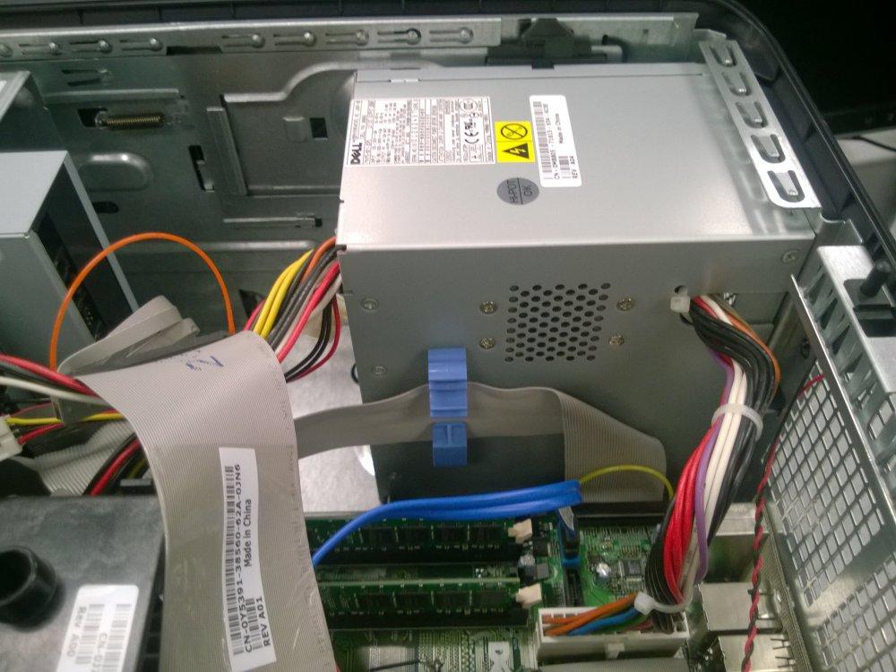 medium resolution of dell optiplex gx620 power supply replacement