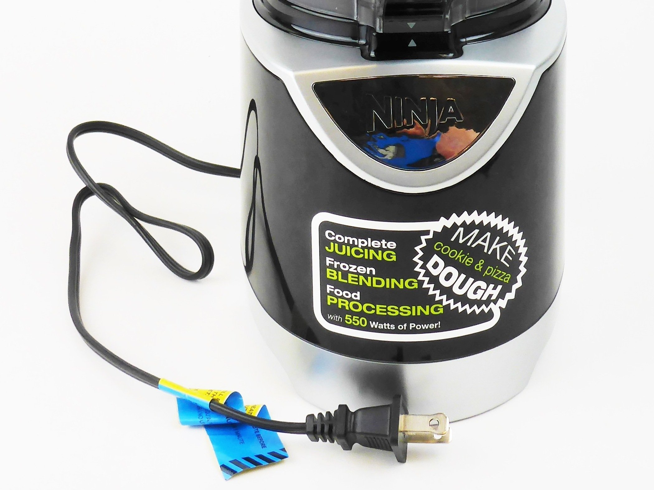 ninja kitchen system pulse corner cabinet ideas power cord replacement ifixit repair guide