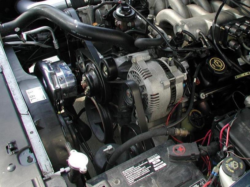 Mustang 3 8l Engine Diagram