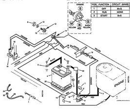 starter solenoid wiring diagram from battery to solenoid