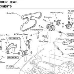 1996 Toyota Corolla Belt Diagram Subwoofer Wiring 12 Volt Sepertine Replace Digram 1995 2000 Ifixit Block Image